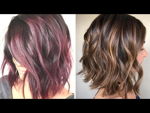 Trendy Hair Color Ideas For Spring & Summer 2020 - YouTu