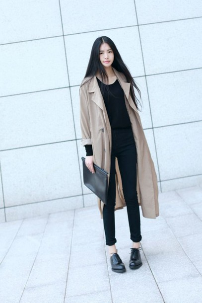 coat, jacket, beige, pastel, long, fall outfits, winter outfits .