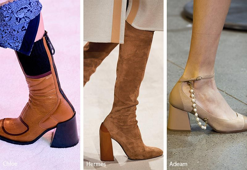 Fall/ Winter 2020-2021 Shoe Trends | Trending shoes, Boots fall .