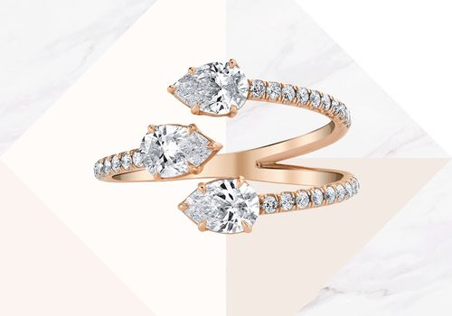 33 Unique Engagement Ring Settings & Styl