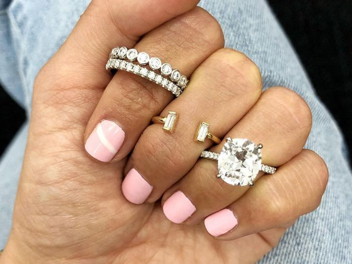 Brides Are Opting for These 25 Unique Engagement Rings | Who What We