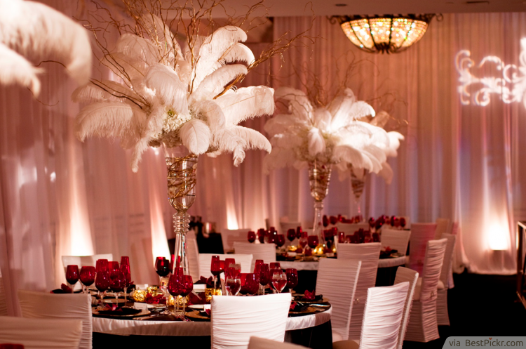 10 Great Gatsby Themed Party Ideas In Exquisite Vintage Glamour .