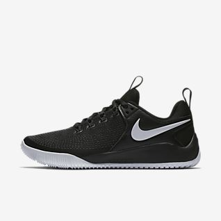 Black Volleyball Shoes. Nike.c