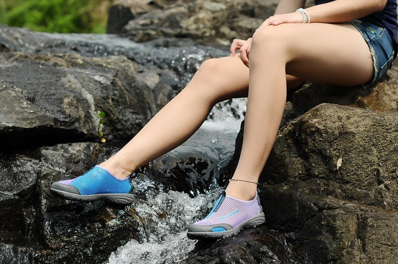 Water shoes for ladies