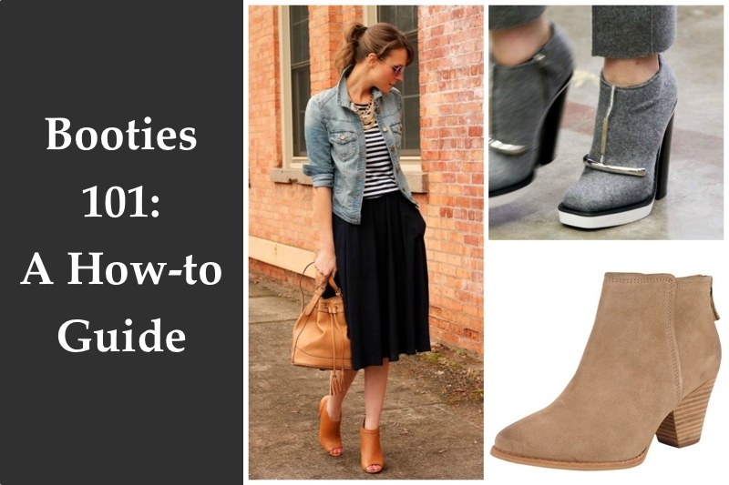 Ways to Wear Fall Boots
