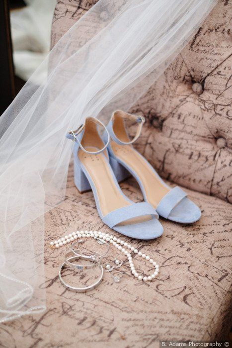 Kirk and Clare's Wedding in Galena, Illinois | Wedding shoes heels .