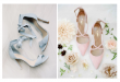 Wedding Shoe Ideas For Every Bride – Birdy Gr