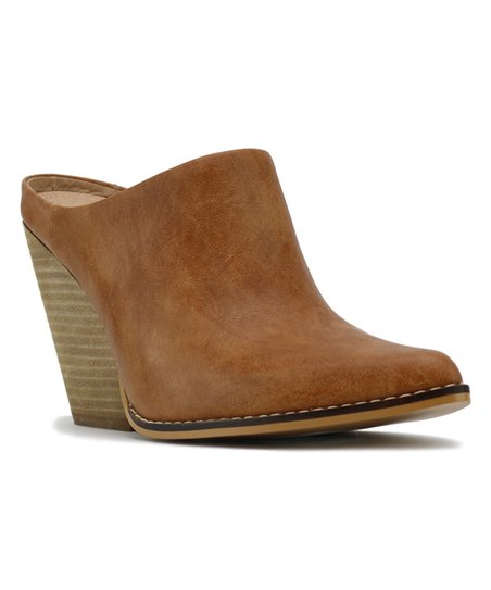 BEAST Camel Sam Wedge Mule - Women | Best Price and Reviews | Zuli