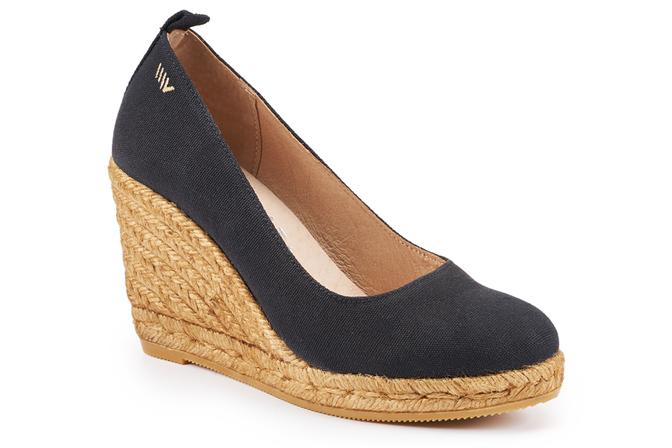 Marquesa Espadrille Wedge Pumps for Women by Viscata– VISCA