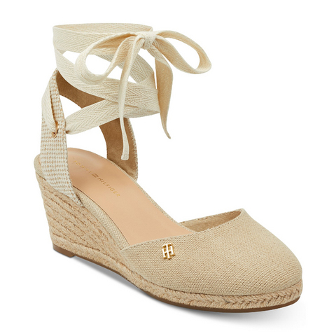 Tommy Hilfiger Women`S Nowell Wedge Sandal | Wedg