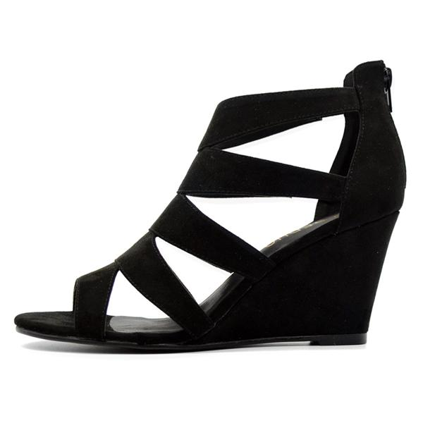 Gladiator Shoes Women Platform Wedges High Heel Sandals Rome .