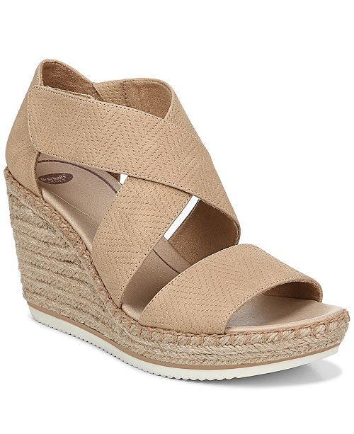 Dr. Scholl's Women's Vacay Wedge Sandals & Reviews - Sandals .