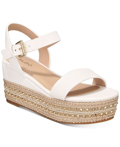 ALDO Women's Mauma Wedge Sandals & Reviews - Sandals .