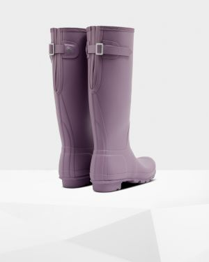 Women's Original Tall Back Adjustable Wellington Boots: Bayou .