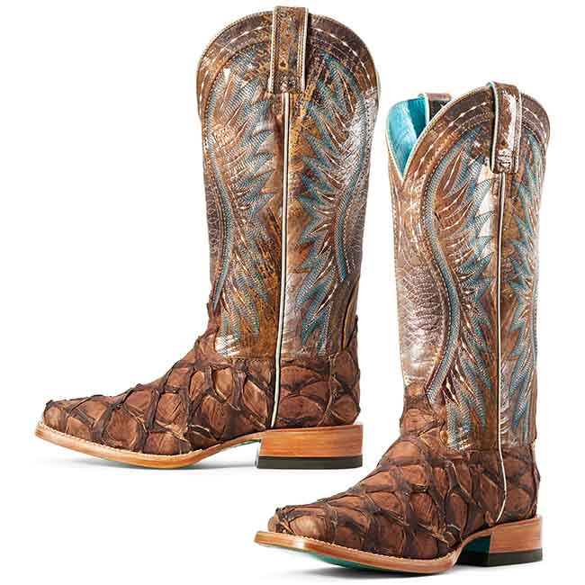 Ariat Exotic Western Boots Women's Vaque