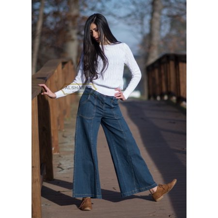 Wide Leg Jeans Women : Jeans outlet - Best Quality Guarante at .