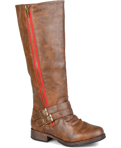 Journee Collection Women's Extra Wide Calf Lady Boot & Reviews .