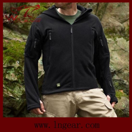 China Winter Coldproof Fleece Jackets Outdoor Windproof Jackets .