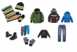 Set of Winter clothes CHILD 3 YEA