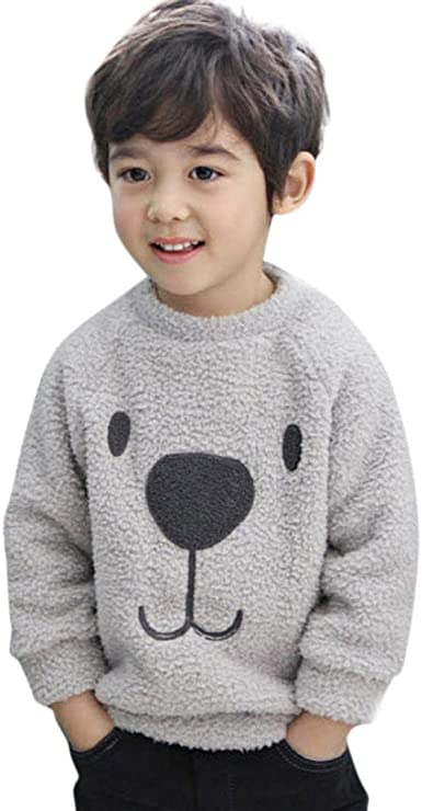 Amazon.com: Vicbovo Kids Winter Clothes, Toddler Baby Boy Girl .