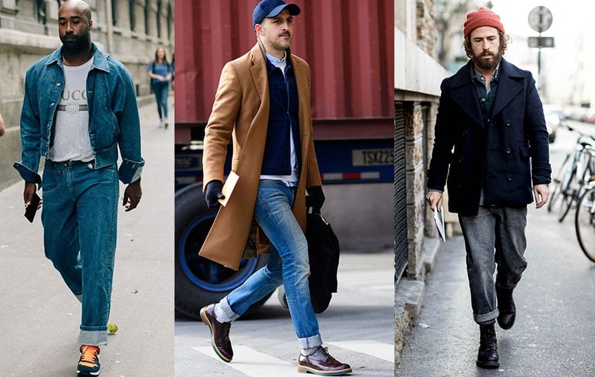 The Rustic Style In Men's Winter Fashion | Styles for M