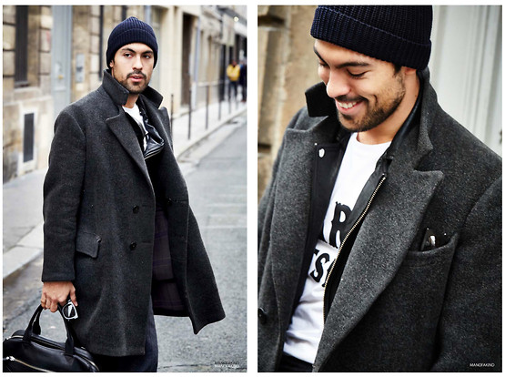 Winter Outfit Ideas for Men in New Yo
