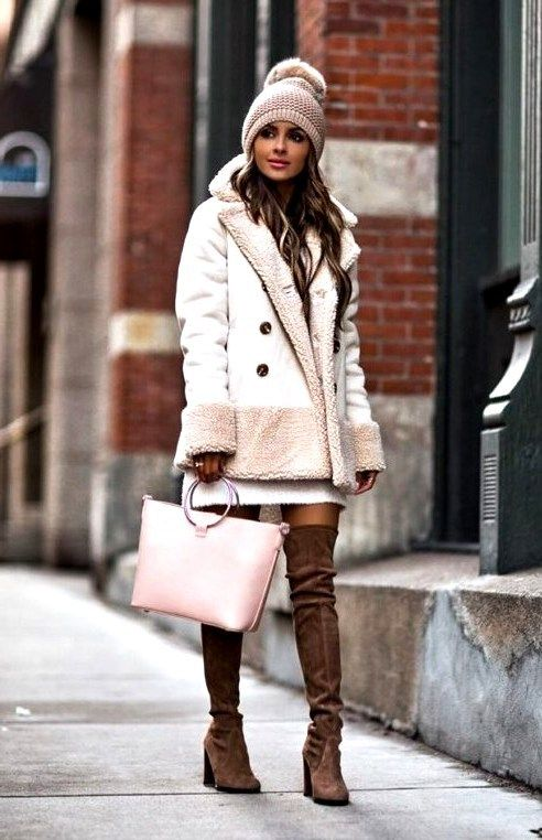 27 Best Casual Winter Outfits Ideas for Women 2020 - Pinmagz in .