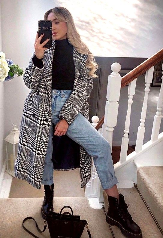 23 Hottest Women Winter Outfits Ideas To Copy In 2020 in 2020 .