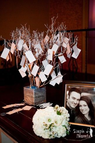 Wishing Tree' Ideas for your Reception / Engagement ! | Wishing .