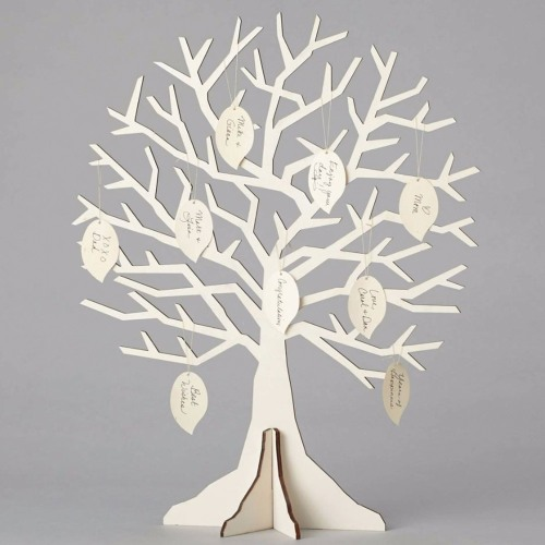 Wedding DIY Wishing Tree K