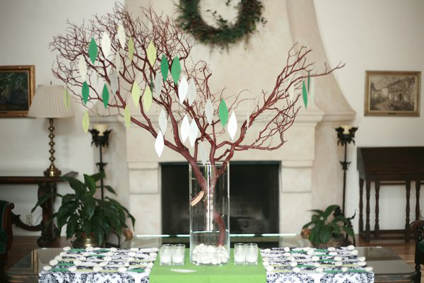 DIY Style: Wishing Tree | PreOwned Wedding Dress