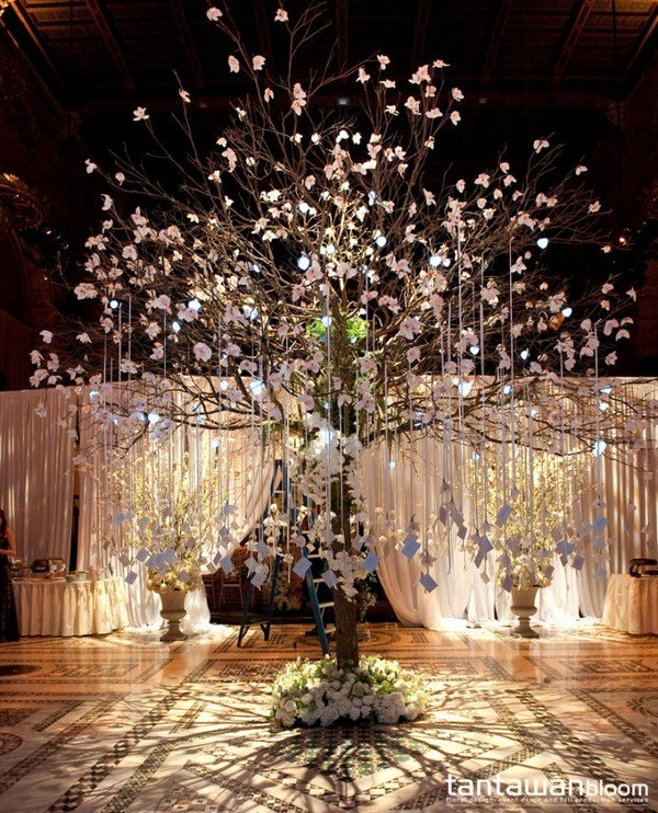 Top 10 Wishing Tree Decoration Ideas for Your Wedding Day - Oh .