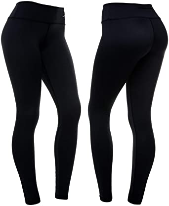 Amazon.com : CompressionZ High Waisted Women's Leggings .