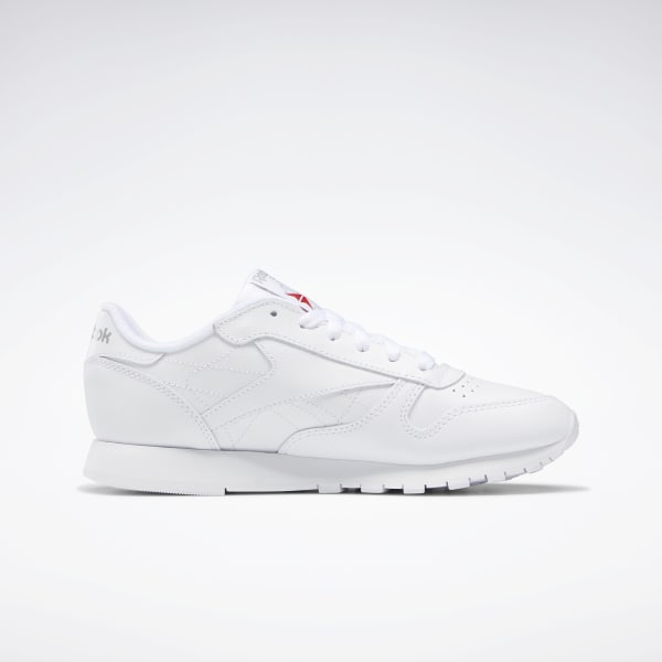 Reebok Classic Leather Women's Shoes - White | Reebok